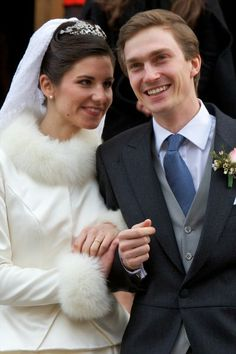 Archduke Christoph of Austria and Adelaide his wife. 2012.