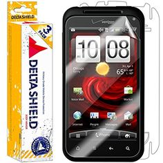 [3-PACK] DeltaShield BodyArmor - HTC Droid Incredible 2 Screen Protector  #ScreenProtectors