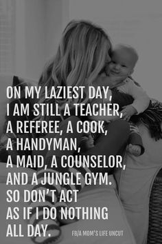 69 Trendy Funny Love Quotes For Husband Humor Marriage Life Stay At Home Mom Quotes, Mommy Quotes, Funny Mom Quotes, Great Quotes, Quotes To Live By, Me Quotes, Inspirational Quotes, Motivational Quotes, Being A Mom Quotes
