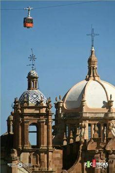 #Teleférico #Zacatecas