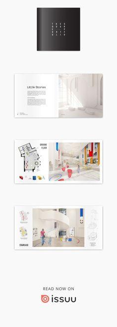 The Square Portfolio Portfolio Review, Portfolio Layout, Portfolio Design, Architecture Portfolio, Architecture Details, Golf Pro Shop, Building Skin, Metal Drum, Blue Tiles