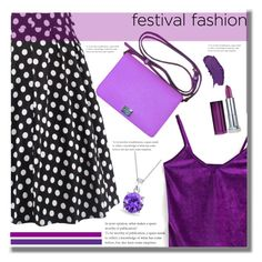 """""""Festivall Fashion"""" by edita-n ❤ liked on Polyvore featuring Dolce&Gabbana, Maybelline, Bling Jewelry and vintage"""