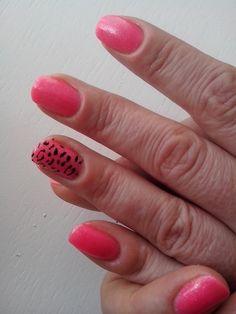 Lakkzselé neon pink