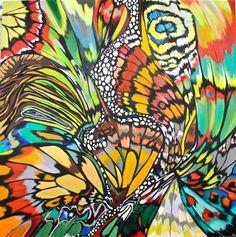 New on Ugallery  Farfalla  (Mariposa)