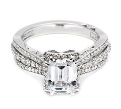 Tacori Item 2525PR65 - Engagement Rings - Simply Tacori Collection    In love with this ring.