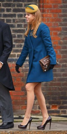 Princess Beatrice of York Hangs With Kate Middleton, but Her Style's on Another Level