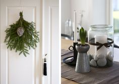 simple x-mas decorations