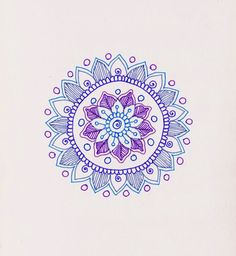 step by step tutorial for making mandalas mandala