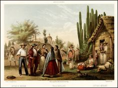 Costumes Mexicains00 - Casimiro Castro - Wikipedia, the free encyclopedia