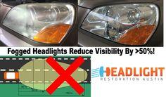 Headlight Restoration, Dog Bowls