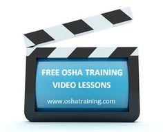 Free OSHA Training Video Safety Toolbox Talks, Tool Box, Training, Free, Toolbox, Work Outs, Excercise, Onderwijs, Race Training