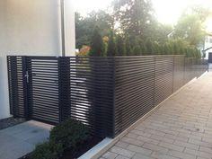 de The post Designzaun Magnus super-zaun.de appeared first on Gartengestaltung ideen. Unique Garden, Modern Garden Design, Modern Design, Design Design, Garden Fence Panels, Garden Fencing, Garden Privacy, Pinterest Garden, Pinterest Blog