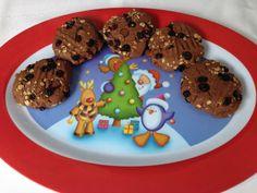 Rum and raisin Christmas cookies / The Hungry Mum