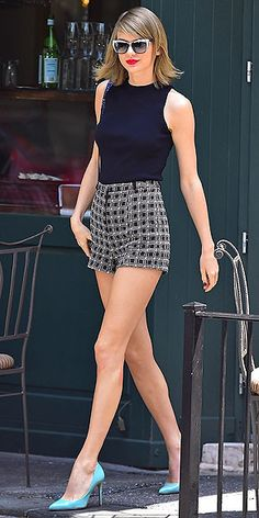 Taylor Swift has such great style