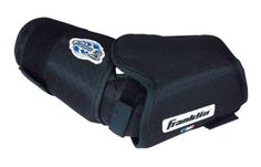 Franklin Sports 2797F4 MLB Elbow/Forearm Guard (Black, Large/X-Large, Right) by Franklin. $12.60. Amazon.com                Keep yourself protected during batting with the Franklin Sports MLB Elbow/Forearm Guard. Offering Lightweight, high impact protection, it's designed to reduce possible injury to elbow, forearm and upper arm during batting. It features an anatomical full-flex asymmetrical high impact vented cap with Shok-Sorb Suspension System and ACD-3 vente...