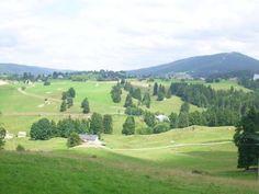 Paysage Jurasien Aux Rousses Guide du tourisme du Jura Franche-Comté