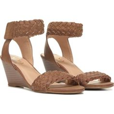 XOXO Women's Sonnie Wedge Sandal at Famous Footwear