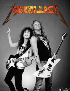 Kirk & James - Metallica
