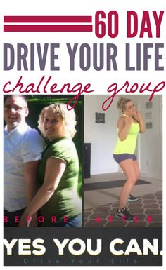 Health and Fitness Challenge Group - 60 Day Drive Your Life Challenge #healthy #healthandfitness #fitness #health #exercises #workouts #exercise #workout #weightloss #cleaneating #eatclean
