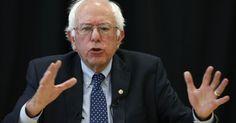Sanders talks trade in Newton
