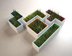 Awesome Tetris pots~!