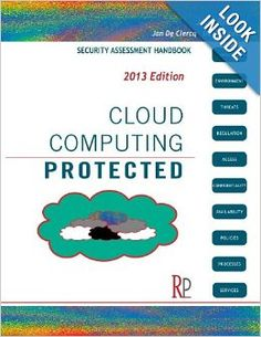 Cloud Computing Protected describes the most important security challenges that organizations face as they seek to adopt public cloud services and implement their own cloud-based infrastructure.