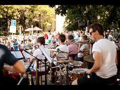 Taste of Brass Orchestra, Dolores Park, Brass, Concert, Videos, Music, Youtube, Musica, Musik