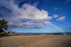 #Now #SnapperRocks #GoldCoast #Australia #Beach #Rainbow #Sky #Surf #VisitGoldCoast #GoldCoast4U #AusFeels #IGWorldClub by jokmau