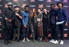 X Factor 10 – Eva, Gaia, Roshelle e i Soul System parlano della finale.
