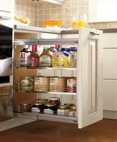 Kitchen Pantry Ideas | Kitchen Pantry Design Ideas Tips: Shelving, Cabinets Modern