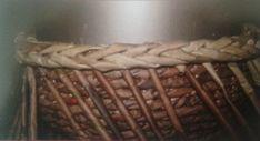 Krycí uzavírka :: Pletení z papíru Hanča Čápule