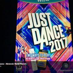 "Watch Brandon Ortells's Vine ""I can't wait for #justdance2017! #Dothemario"""