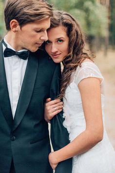 Wedding, couple, happy, bride, yyworkshop, wood, hands, groom