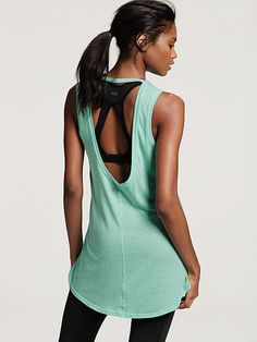 Scoopback Muscle Tank Victoria
