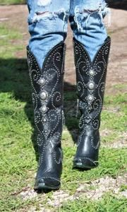 Double D Boots by Lane Brown Prescott Fringe Fringe Boots, Leather Fringe, Rodeo Cowgirl, Bling Jeans, Roper Boots, Beaded Jacket, Moon Boots, Wide Calf Boots, Western Boots