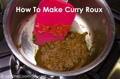 How To Make Japanese Curry Roux | Easy Japanese Recipes at JustOneCookbook.com