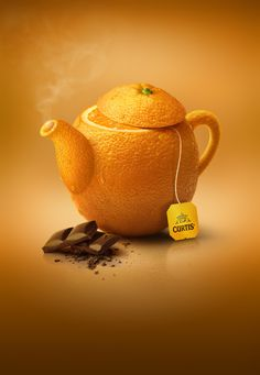 Tasty teapots for Curtis on Behance
