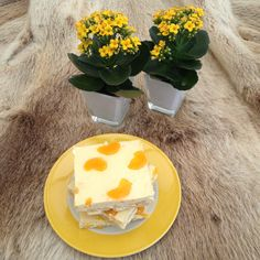 Quark Mandarinen Kuchen... super Blechkuchen