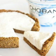 Dessert - Cheesecake - Chobani - for one