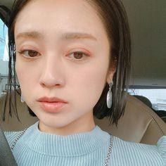 Pearl Earrings, Hoop Earrings, Hair Hacks, Chokers, Make Up, Hair Styles, Face, Beauty, Women