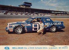 Classic photo from Daytona!  #OLDSCHOOLNASCAR