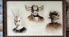 Goldrake, Mazinga & Gundam