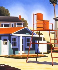 Kenton Nelson Paintings For Sale
