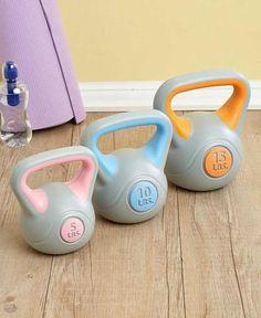 Kettlebell Weights Develop Strength Endurance Balance Core Training