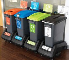 Office Recycling Bins Uk Home Design Waste Storage