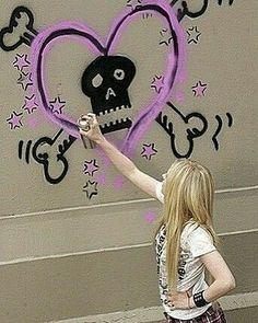 Avril Lavigne, Scene Kids, Emo Scene, Indie Scene, Kawaii, Emo Princess, Mode Grunge, Catty Noir, Cybergoth