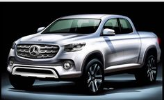 "Mercedes-Benz is building a pickup truck! Yes, the purveyor of some of the world's finest luxury cars is jumping headfirst into the ultra-competitive pickup market.  The Mercedes entry into the fray will be a mid-size truck, something on the scale of General Motors' Chevrolet Colorado/GMC Canyon.  ""The Mercedes-Benz pickup will contribute nicely to our global growth targets,"" Daimler chairman Dr. Dieter Zetsche said in a statement. ""We will enter this segment with our distinctive brand…"