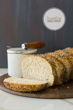 Everything Bagel Bread