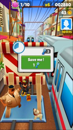 Finally the much awaited update for the most famous android game Subway surfers has been released. Today when I was updating my android phone, ...