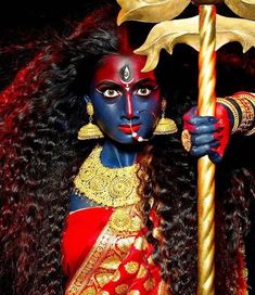 Kali is a powerful and complex goddess with multiple forms. In times of natural disaster she is invoked as the protective Rakshakali. Maa Kali Images, Shiva Parvati Images, Durga Images, Lord Shiva Hd Images, Kali Shiva, Kali Mata, Shiva Hindu, Indian Goddess Kali, Kali Statue